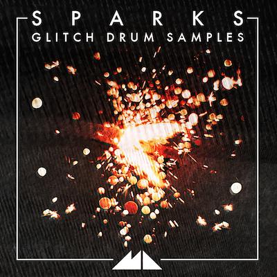 Sparks: Glitch Drum Samples