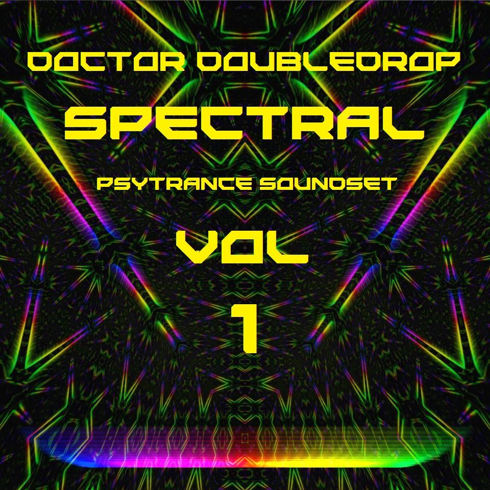 Doctor Doubledrop Spectral Psytrance Vol 1