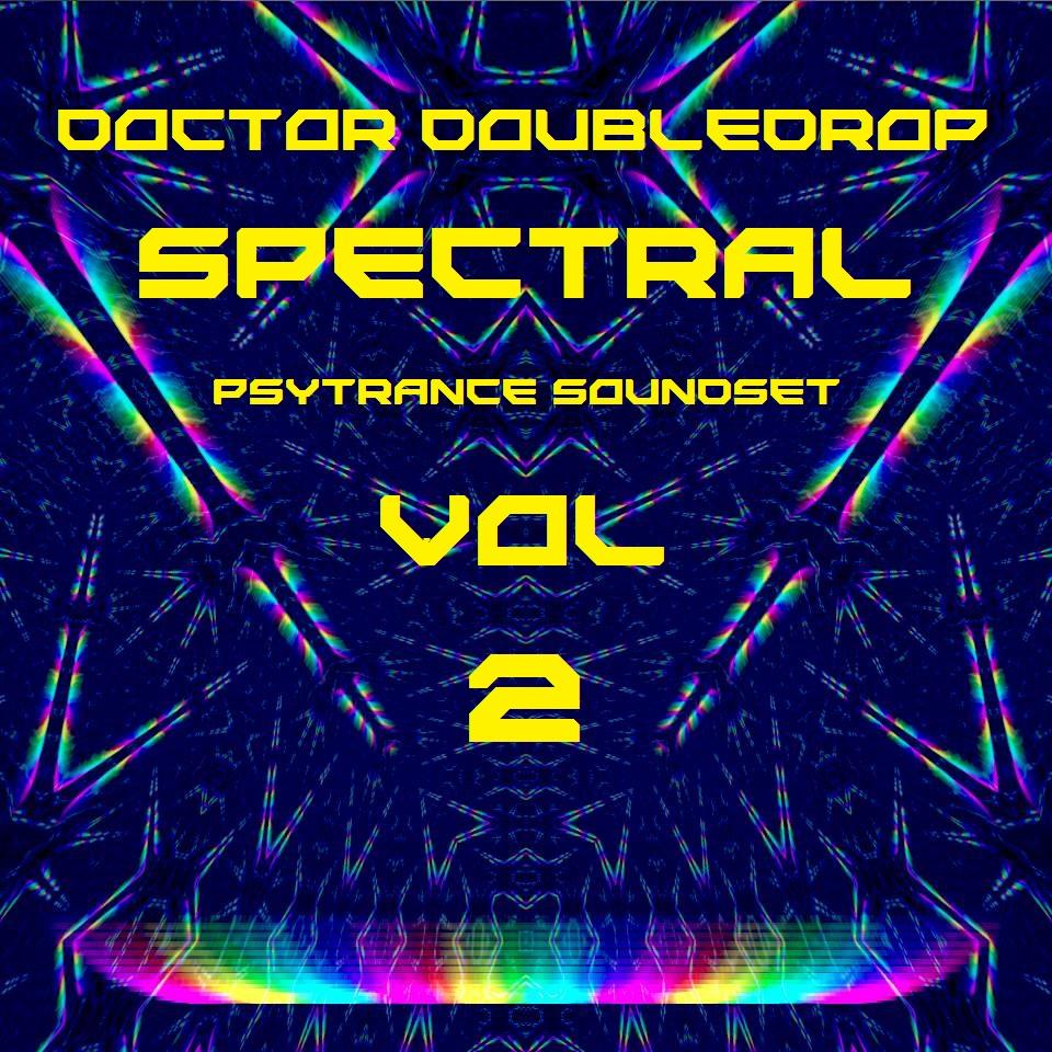 Doctor Doubledrop Spectral Psytrance Vol.2