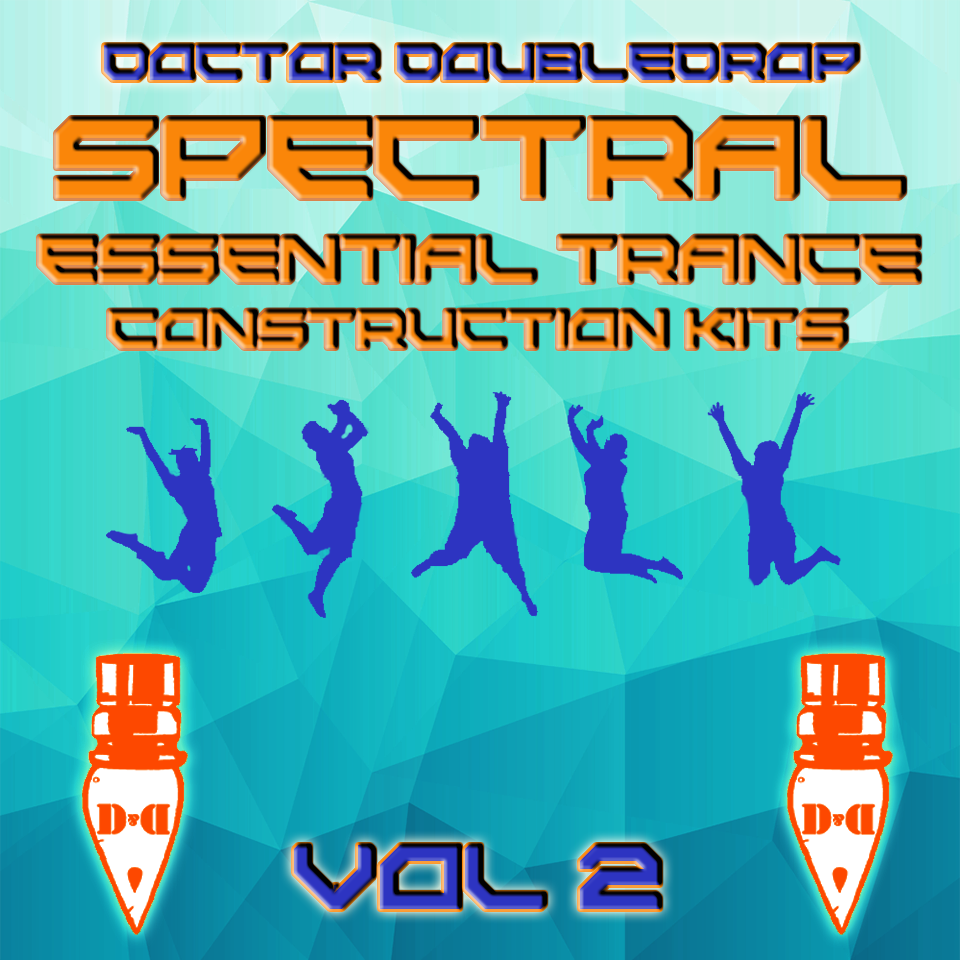 Doctor Doubledrop Spectral Essential Trance Soundset Vol.2 Construction Kits