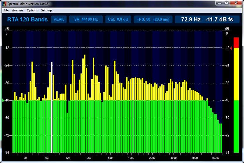 KVR: Spectralissime by VB Audio - Spectrum Analyzer