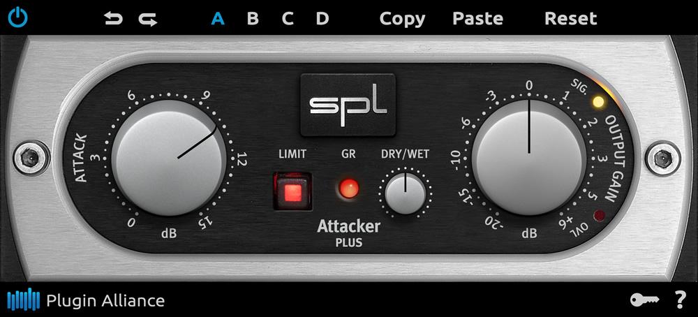 kvr spl attacker plus by plugin alliance transient shaper vst plugin audio units plugin vst. Black Bedroom Furniture Sets. Home Design Ideas