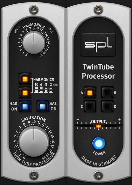kvr spl twin tube processor by universal audio analog emulation vst plugin audio units. Black Bedroom Furniture Sets. Home Design Ideas