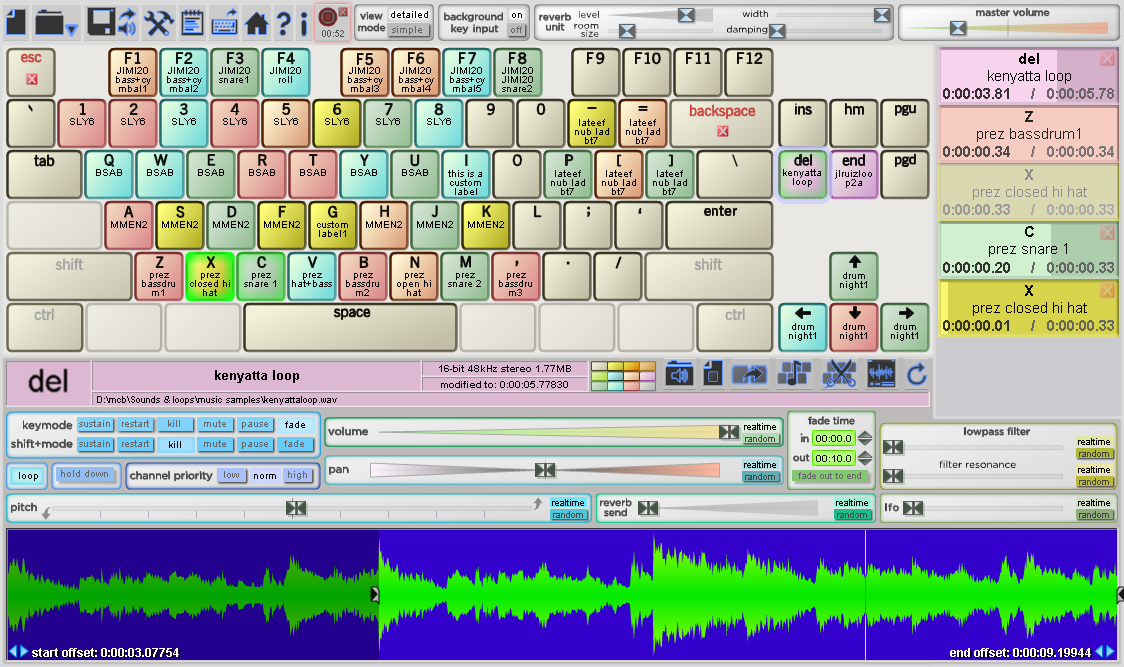 KVR: Marcel Blum updates Soundplant 42 - QWERTY Keyboard Software