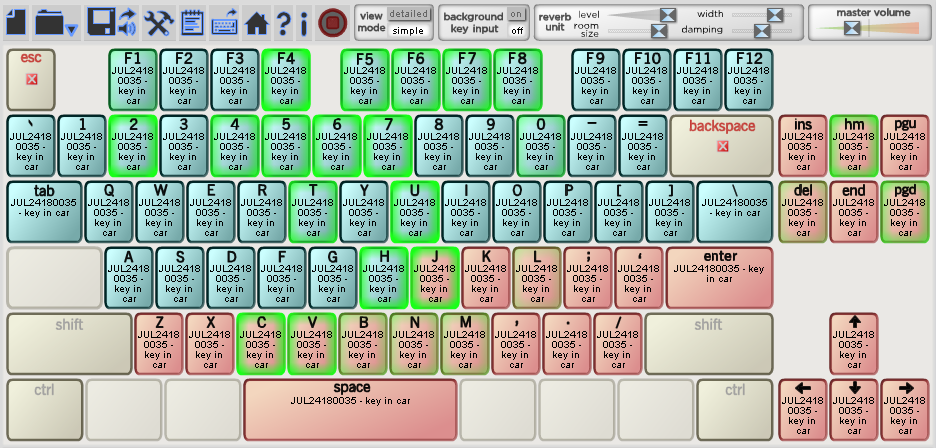KVR: Marcel Blum updates Soundplant 42 - QWERTY Keyboard