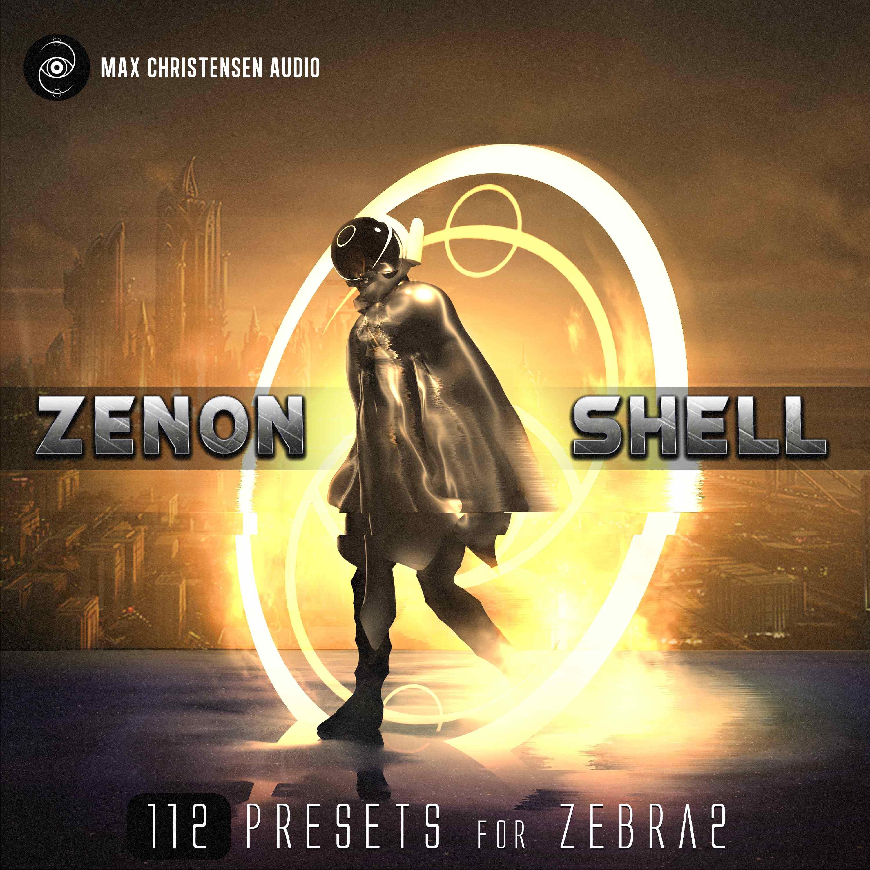 Zenon Shell - 112 presets for Zebra2