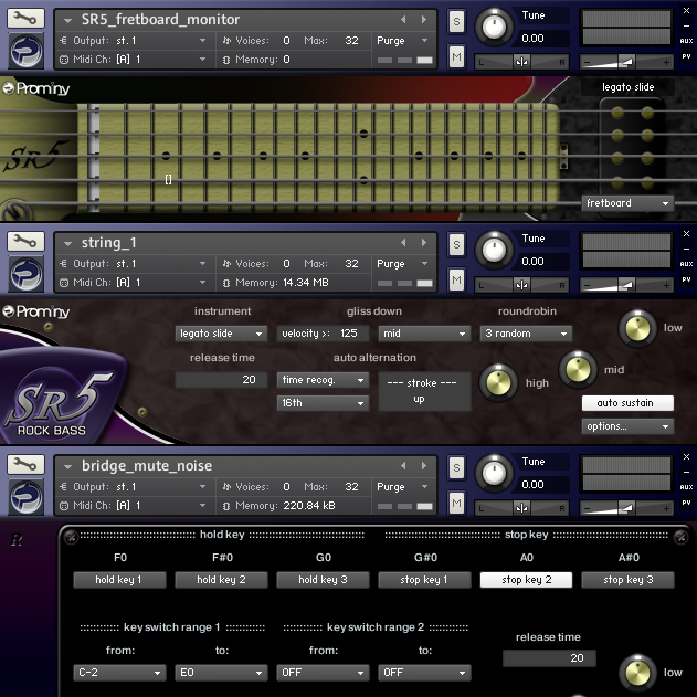 kvr sr5 rock bass by prominy guitar vst plugin audio units plugin and aax plugin. Black Bedroom Furniture Sets. Home Design Ideas