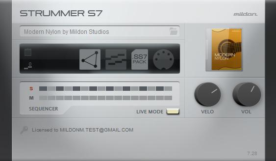 Strummer S7