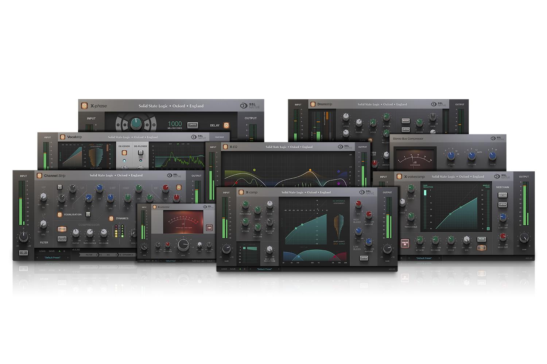 KVR: SSL Native v6 Plug-ins Now Available