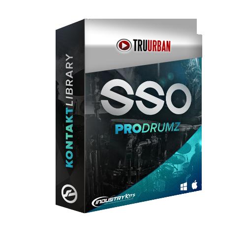 Sso Quote: KVR: SSO Pro Drumz For Kontakt By Tru-Urban