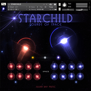 STARCHILD - Sounds of Space