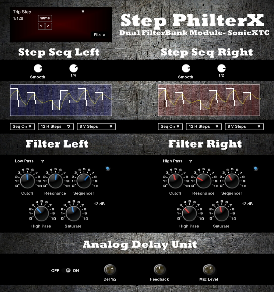 Step PhilterX