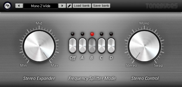 Kvr Stereo Enhancer By Tonebytes Stereo Expander Vst Plugin