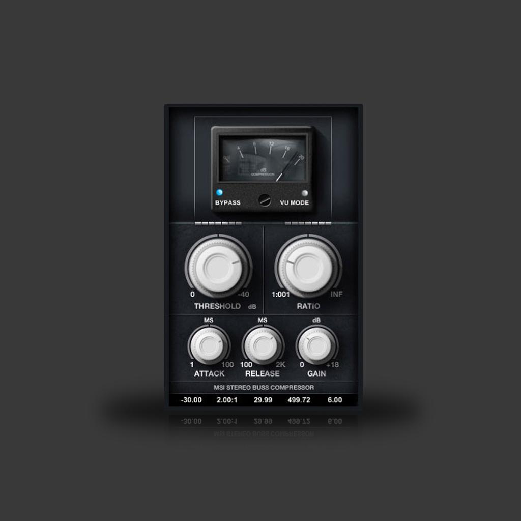 MSI Stereo Buss Compressor