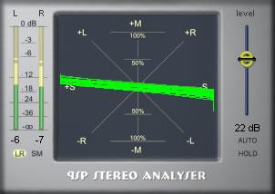 PSP StereoAnalyser