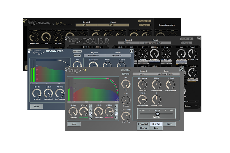 KVR: Exponential Audio Announces CPU Licensing for Stereo