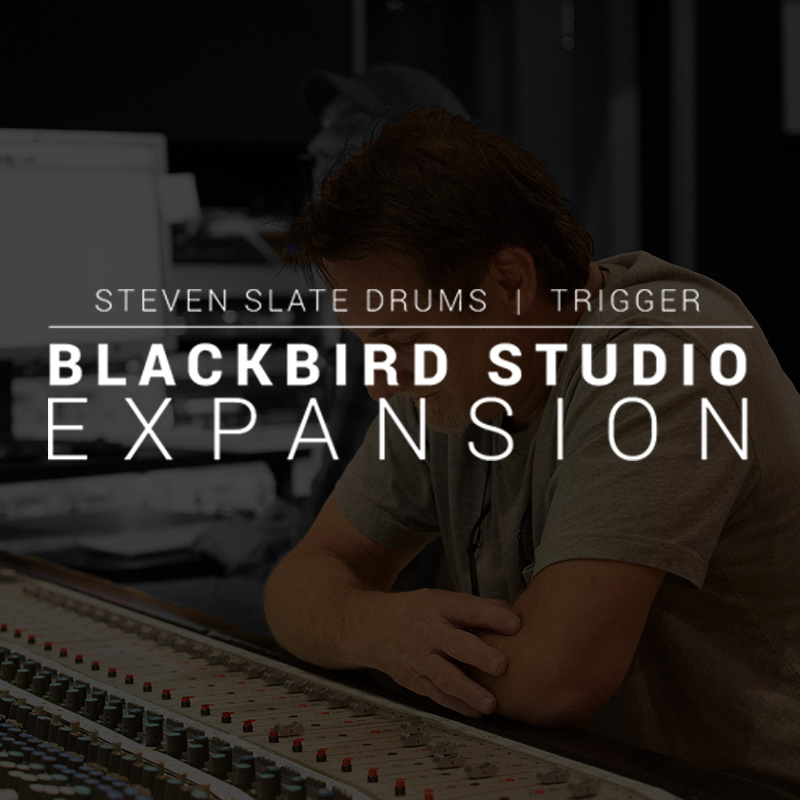 Blackbird Studios Drums