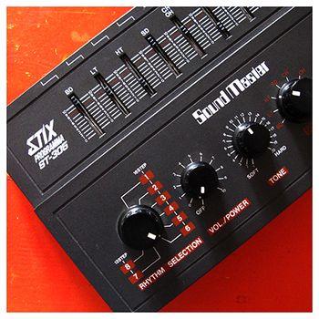 STIX305 rawtronix