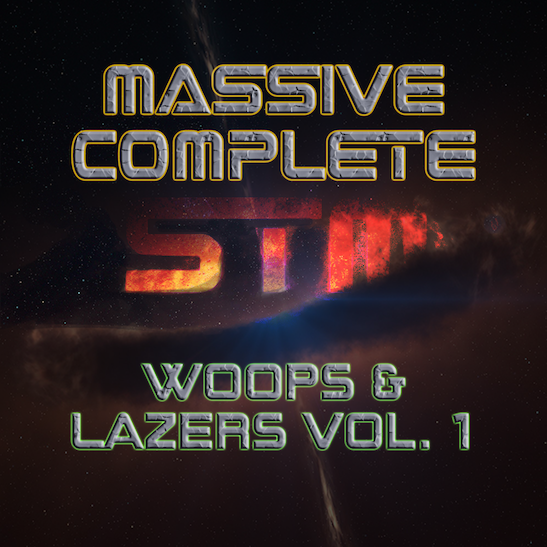 Massive Complete: Whoops & Lazers Vol. 1
