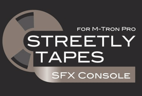 The Streetly SFX Console