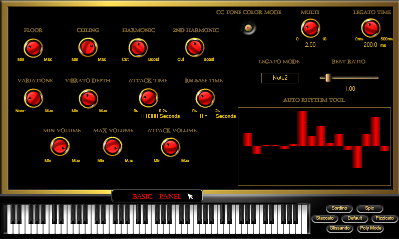 Studio one 2. 5. 2 with hybrid strings youtube.
