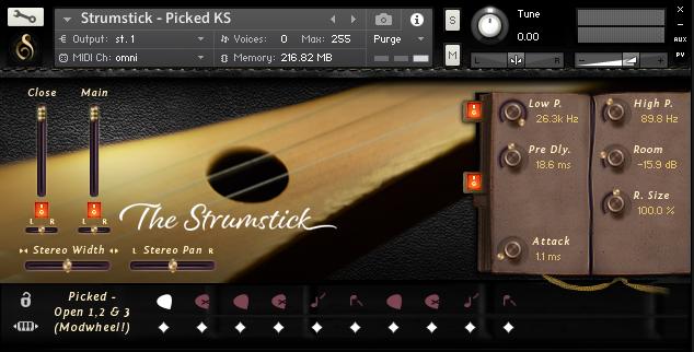 Kvr Strumstick By Versilian Studios Strumstick
