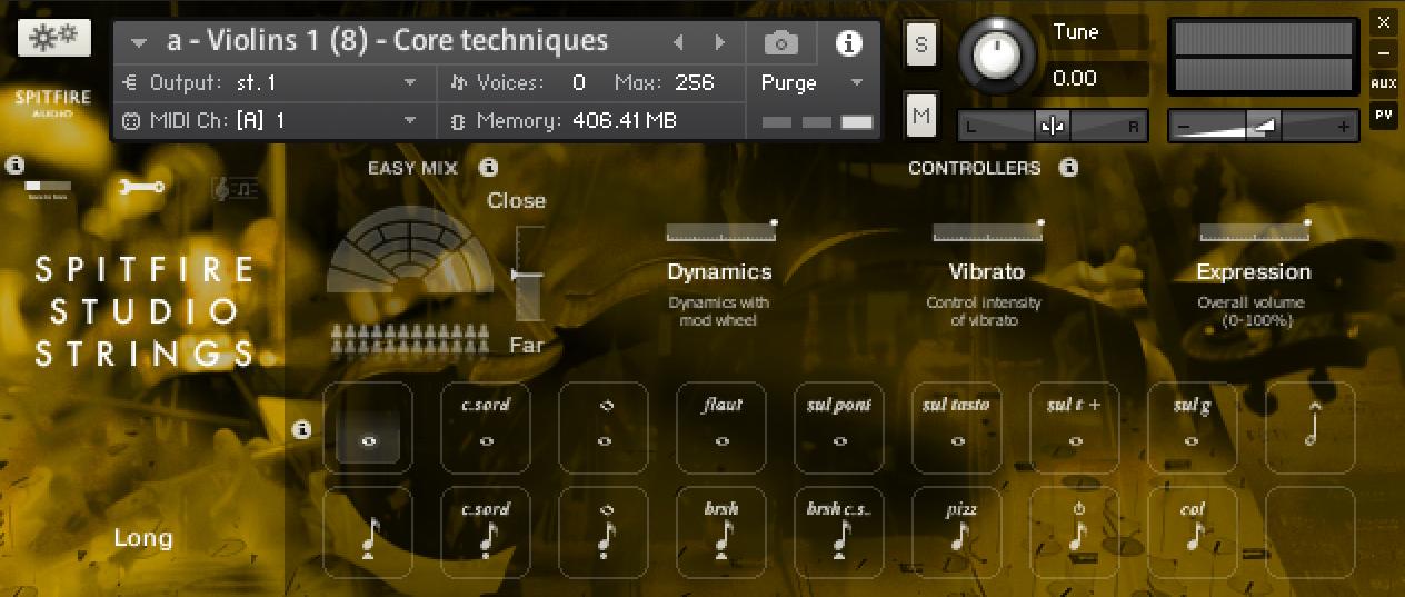 KVR: Spitfire Audio releases