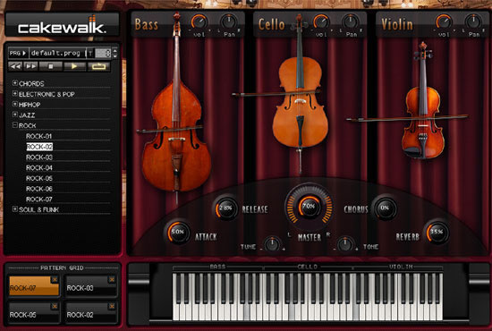 free  violin vst plugin