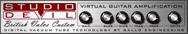 Studio Devil BVC (British Valve Custom)