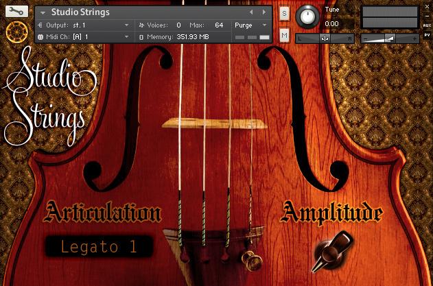 New best service neocymatics hybrid strings virtual instrument.