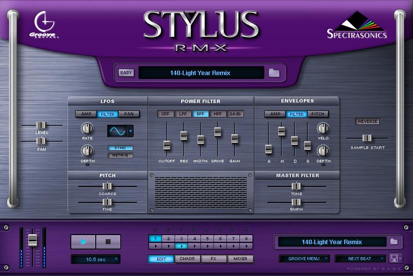 Stylus RMX