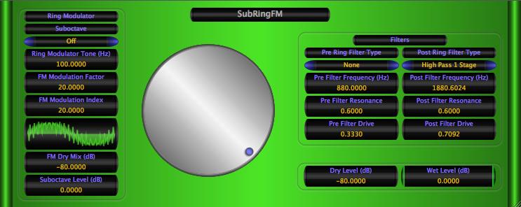 SubRingFM