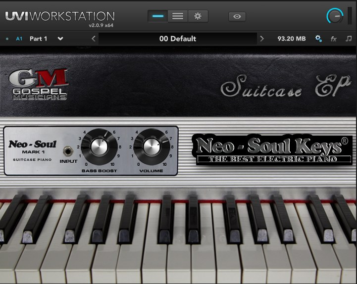 Neo Soul Wallpaper Has Released Neo-soul Keys