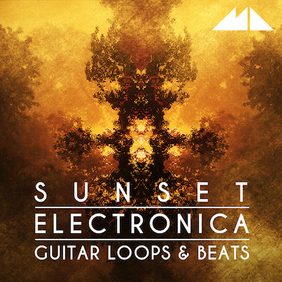 Sunset Electronica: Guitar Loops & Beats