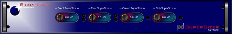 SuperSizer Surround
