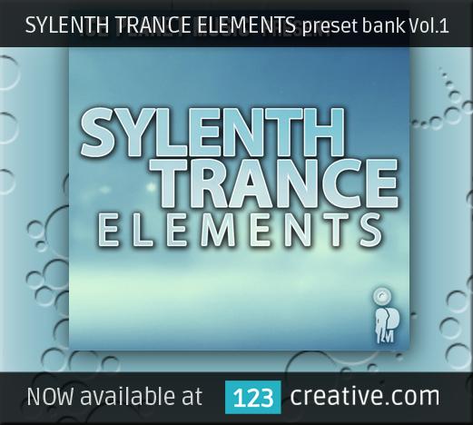 Sylenth Trance Elements - preset bank Vol. 1