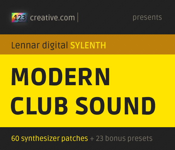 Sylenth1 – MODERN CLUB SOUND preset bank