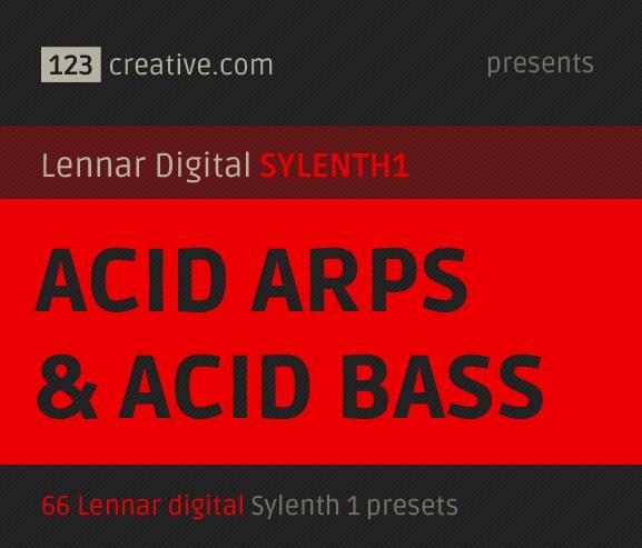 KVR: Sylenth 1 - Acid Arps & Acid bass by 123creative com