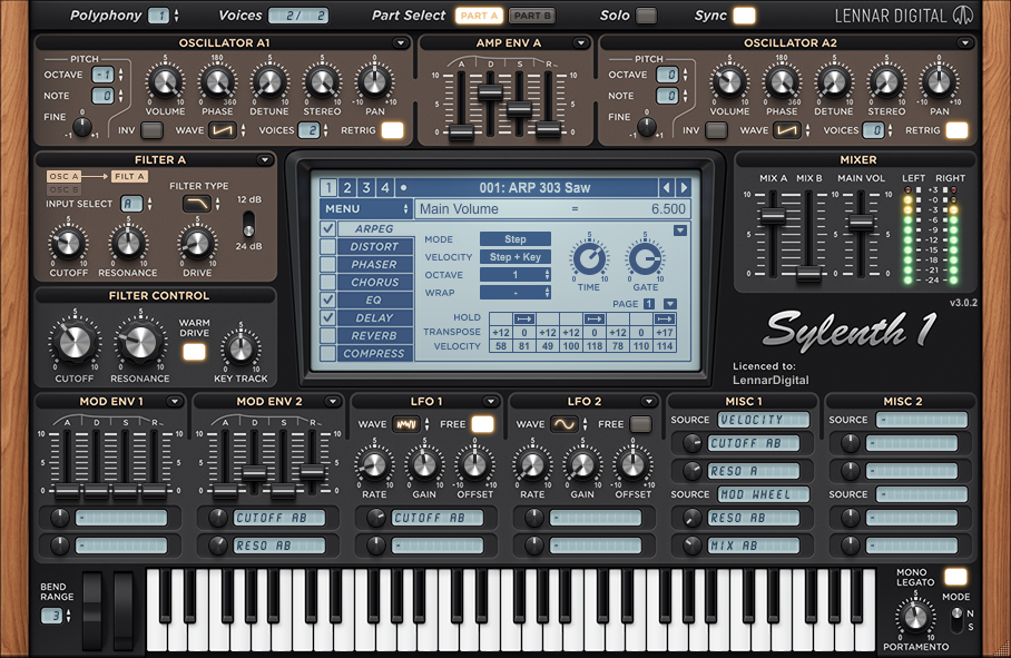 Sylenth1 (Mac)