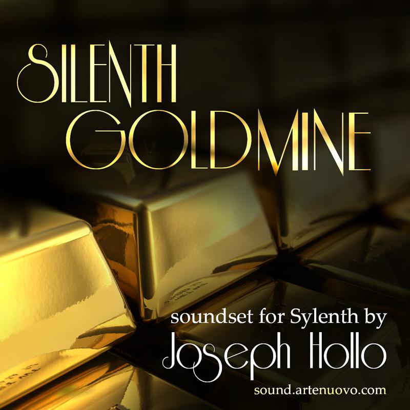 Silenth Goldmine soundset for Sylenth