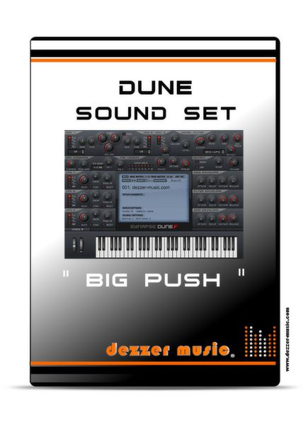 Big Push - Sound Presets for Synapse Dune