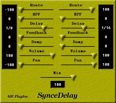 SynceDelay