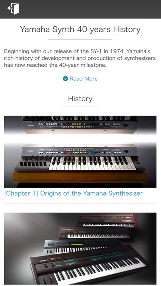 KVR: Yamaha Synth Book v1 5 Released - Virtual Analog Synth + 40