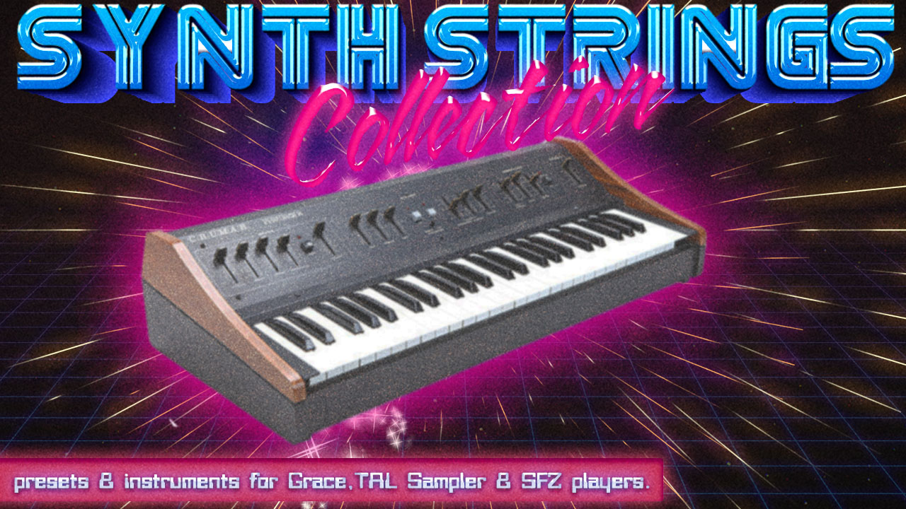 Synth Strings Collection