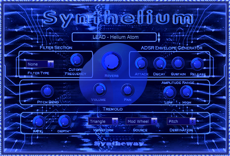 KVR: Synthelium by Syntheway Virtual Musical Instruments