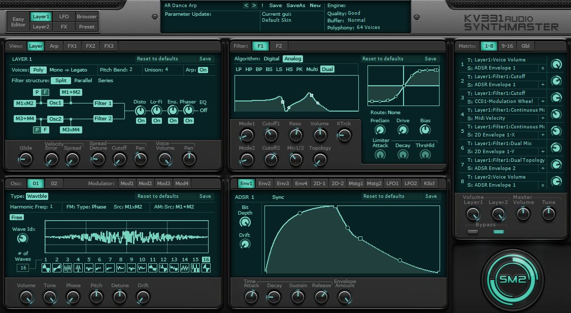 massive synth download
