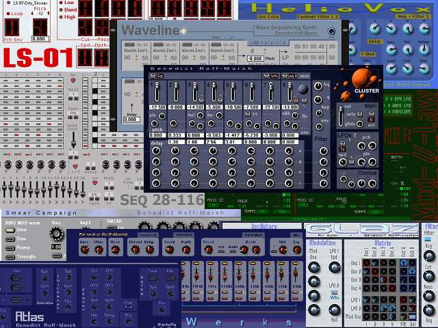 SynthStudio Pack II - Extra Tools