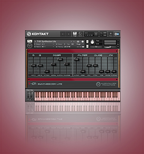 T-01 Synthesizer Lite