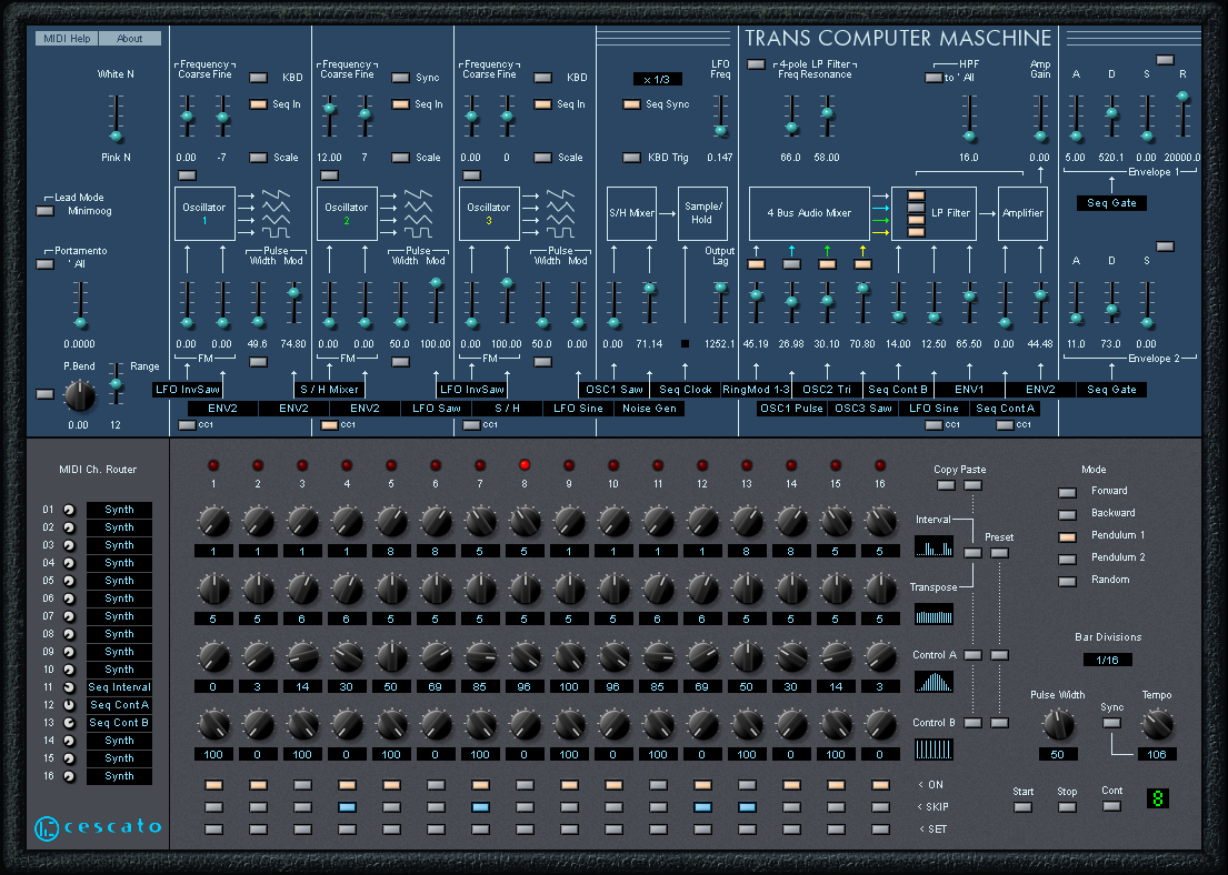 Futucraft Kairatune free synthesizer plugin updated to v1.2