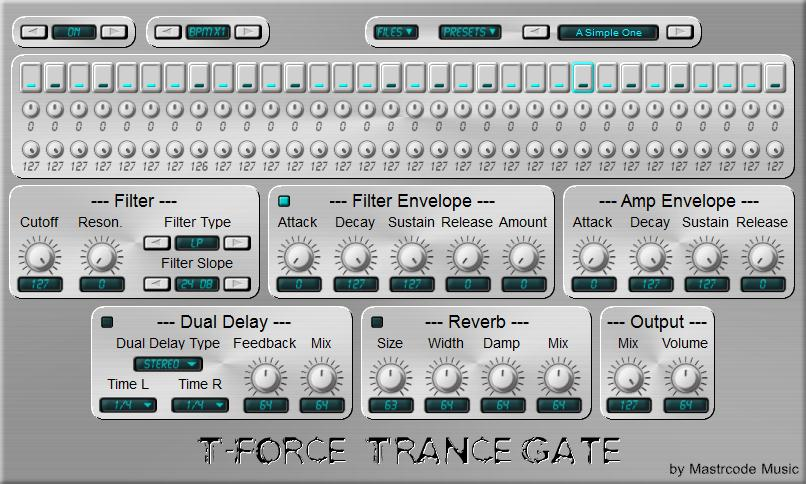 T-Force Trance Gate